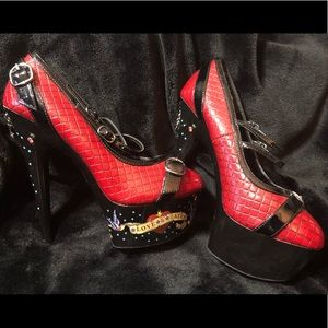 Penthouse by Ellie Shoes